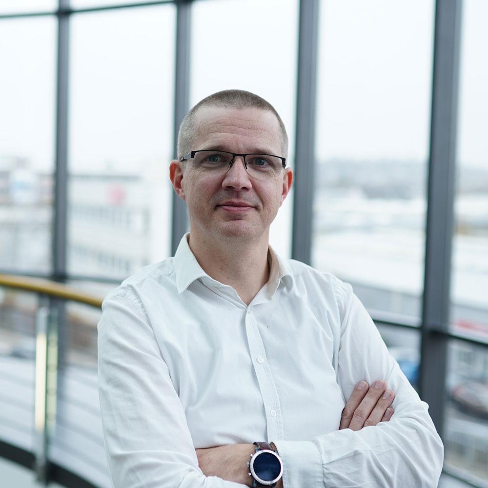 Markus Budecker